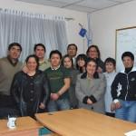 Alumnos de Evangelismo